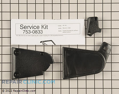 Handle (Genuine OEM)  753-0833