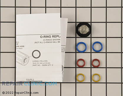 O-Ring, Briggs & Stratton Genuine OEM  196002GS