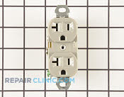 Receptacle - Part # 1963868 Mfg Part # 197731GS