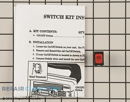 Switch Kit (Genuine OEM)  545081869 - $3.80