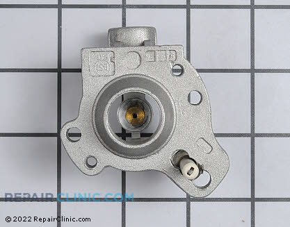 Surface Burner Orifice Holder (OEM)  W10128450