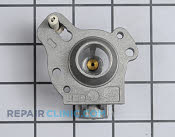 Surface Burner Orifice Holder - Part # 1454528 Mfg Part # W10155786