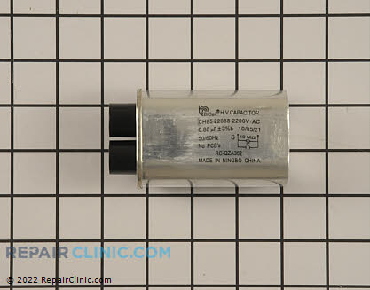 Electrolux Capacitor