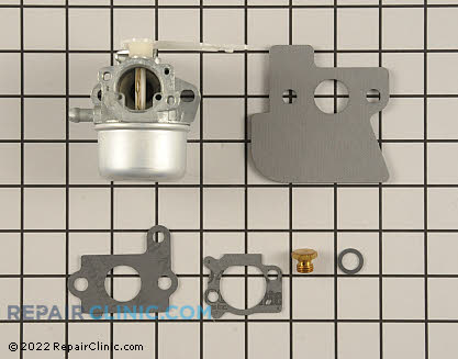 Carburetor, Briggs & Stratton Genuine OEM  698055