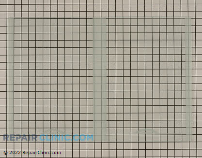 Shelf Glass (OEM)  WR32X10050 - $68.55