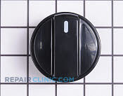 Knob - Part # 2001723 Mfg Part # AEZ72909012