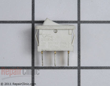 Amana Air Conditioner Rocker Switch