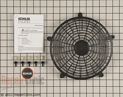 Cover, Kohler Engines Genuine OEM  24 755 81-S