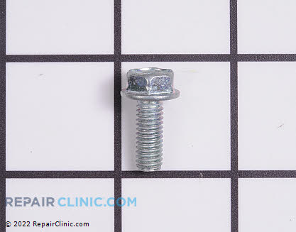 Flange Bolt, Honda Power Equipment Genuine OEM  95701-06016-08