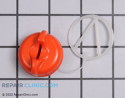 String Trimmer Oil Filler Caps