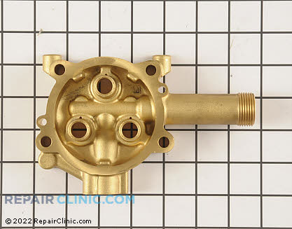 Caloric Range Surface Burner Valve