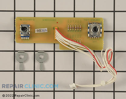Main Control Board (OEM)  WP26X10006