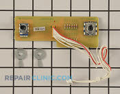 Main Control Board - Part # 288219 Mfg Part # WP26X10006