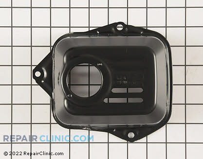 Muffler Guard, Honda Power Equipment Genuine OEM  18321-Z0L-J01 - $5.45