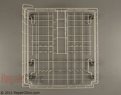 Lower Dishrack Assembly (OEM)  99002572