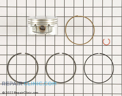 Piston, Briggs & Stratton Genuine OEM  792117, 1646928