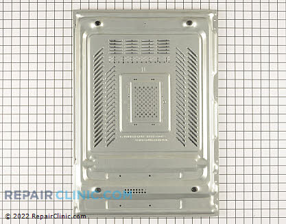 LG Microwave Base Panel