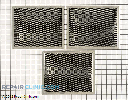 Whirlpool Range Vent Hood Charcoal Filter