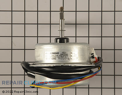 Fan Motor 4681A20004R Main Product View