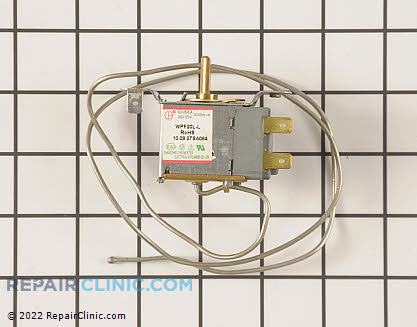 Temperature Control Thermostat (OEM)  WR09X10197