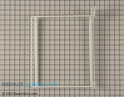 Hotpoint Shelf Glass Frame