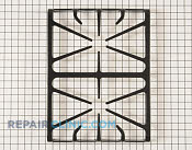 Burner Grate - Part # 784628 Mfg Part # 9753616GB