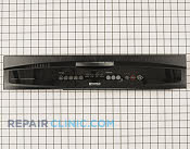 Touchpad and Control Panel - Part # 1450667 Mfg Part # W10137551