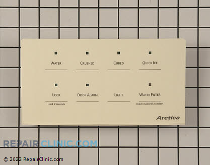 Touchpad and Control Panel WR55X10654      Main Product View