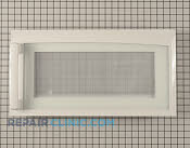 Microwave Oven Door - Part # 1862130 Mfg Part # 3511726110W