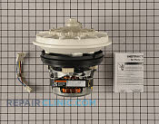 Pump and Motor Assembly - Part # 2002715 Mfg Part # W10428168
