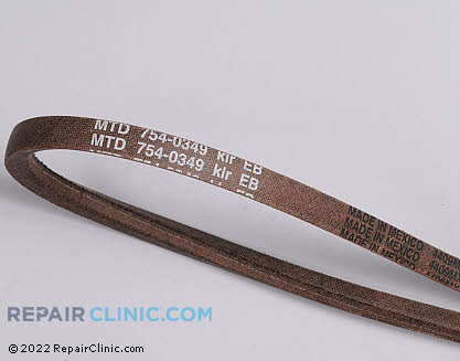 Belt: V-Belt (Genuine OEM)  954-0349
