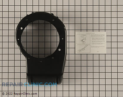 Blower Housing, Tecumseh Genuine OEM  37696A