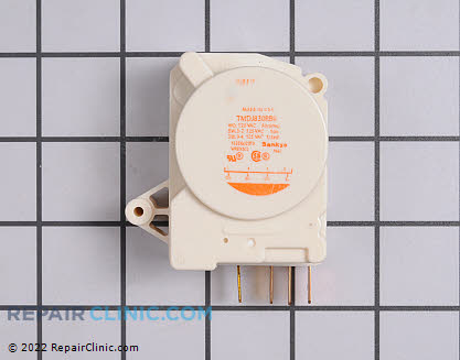 Defrost Timer (OEM)  WR9X502 - $43.60