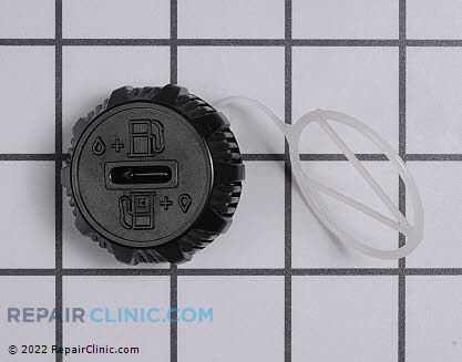 Gas Cap (Genuine OEM)  13100435931