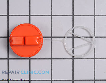 Gas Cap (Genuine OEM)  P021016040 - $5.60