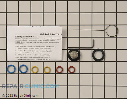 O-Ring, Briggs & Stratton Genuine OEM  191922GS