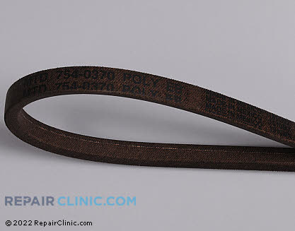Belt: V-Belt 954-0370 Main Product View