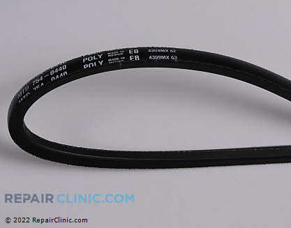 Belt: V-Belt 954-0440 Main Product View