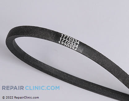 Belt: V-Belt (Genuine OEM)  1770334, 1606345