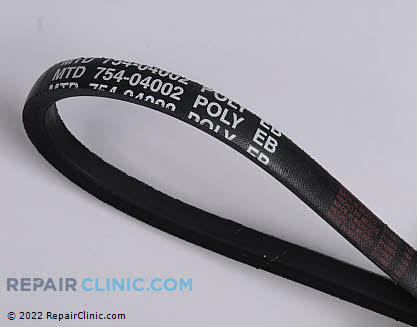 Belt: V-Belt 954-04002 Main Product View