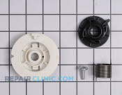 Recoil Starter Pulley - Part # 1993206 Mfg Part # 545008049