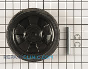 Wheel Assembly - Part # 1963223 Mfg Part # 194255GS
