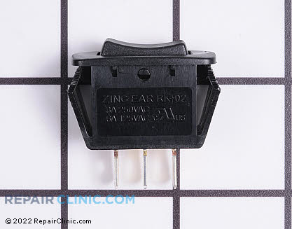 Fan Switch SR561157        Main Product View