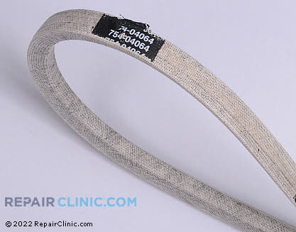 Belt: V-Belt 754-04064 Main Product View