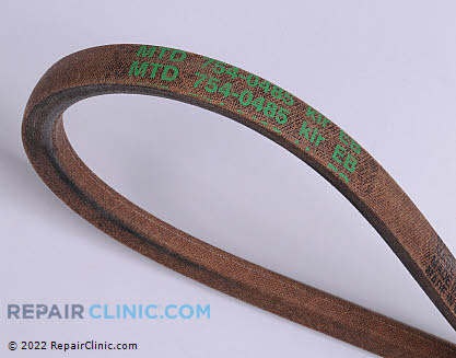 Belt: V-Belt (Genuine OEM)  954-0485 - $54.55