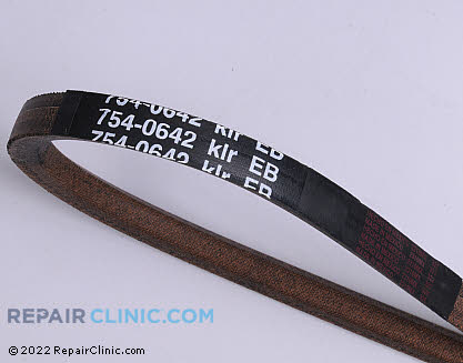 Belt: V-Belt (Genuine OEM)  954-0642