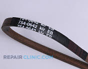 Belt: V-Belt - Part # 1606469 Mfg Part # 954-0642