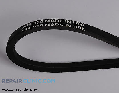 Belt: V-Belt 265-379