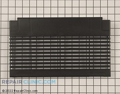 Vent Grille 11662-BLK Main Product View