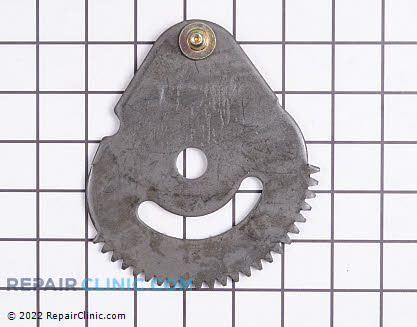 Gear Sector 617-04024A Main Product View